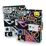 Velvet Diary, Pack of 6