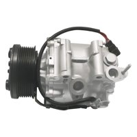 RYC Remanufactured AC Compressor and A/C Clutch IG555 Fits 2006, 2007, 2008, 2009, 2010, 2011 Honda Civic 1.8L