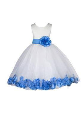 6c1dde81b0 Off-White Little Girls Clothing - Walmart.com