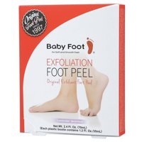 Baby Foot - Original Foot Peel Deep Exfoliation - Fresh Lavender Scent 1 Pair - Foot Mask