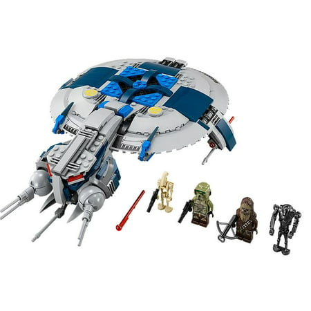 LEGO® Star Wars™ Revenge of the Sith Droid Gunship w/ 4 Minifigures | 75042