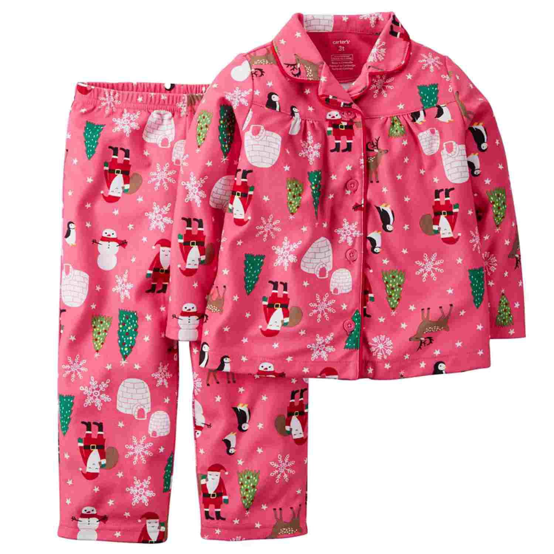 Christmas Pajamas Carters