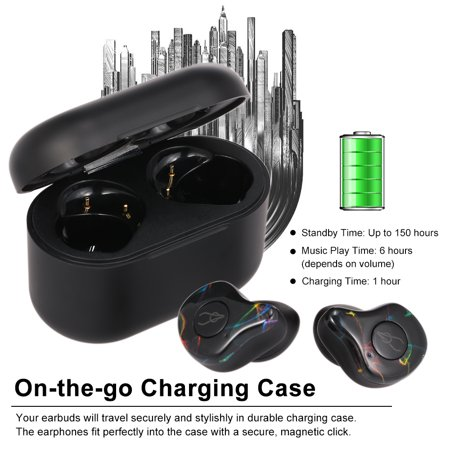 Sabbat X12 pro Wireless Earbuds Bluetooth 5.0 TWS Headset with Mic On-the-go Charging Case - image 3 of 6