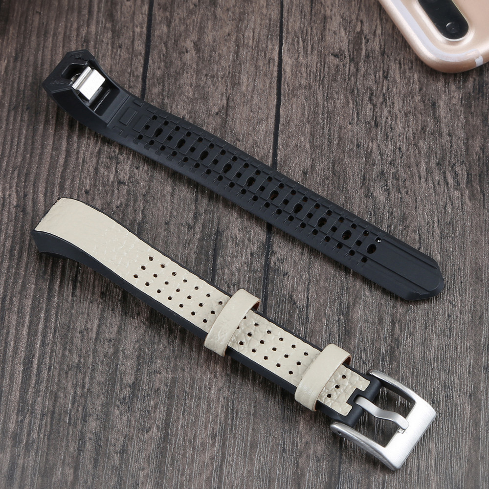 New Fashion Replacement TPU Leather Band Strap Bracelet For Fitbit Alta HR/Fitbit Alta
