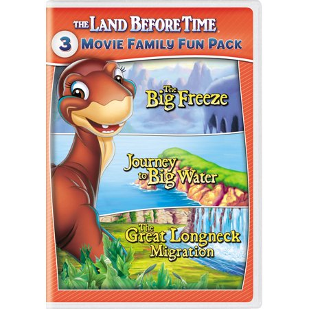 The Land Before Time VIII-X 3-Movie Family Fun Pack (DVD) ()