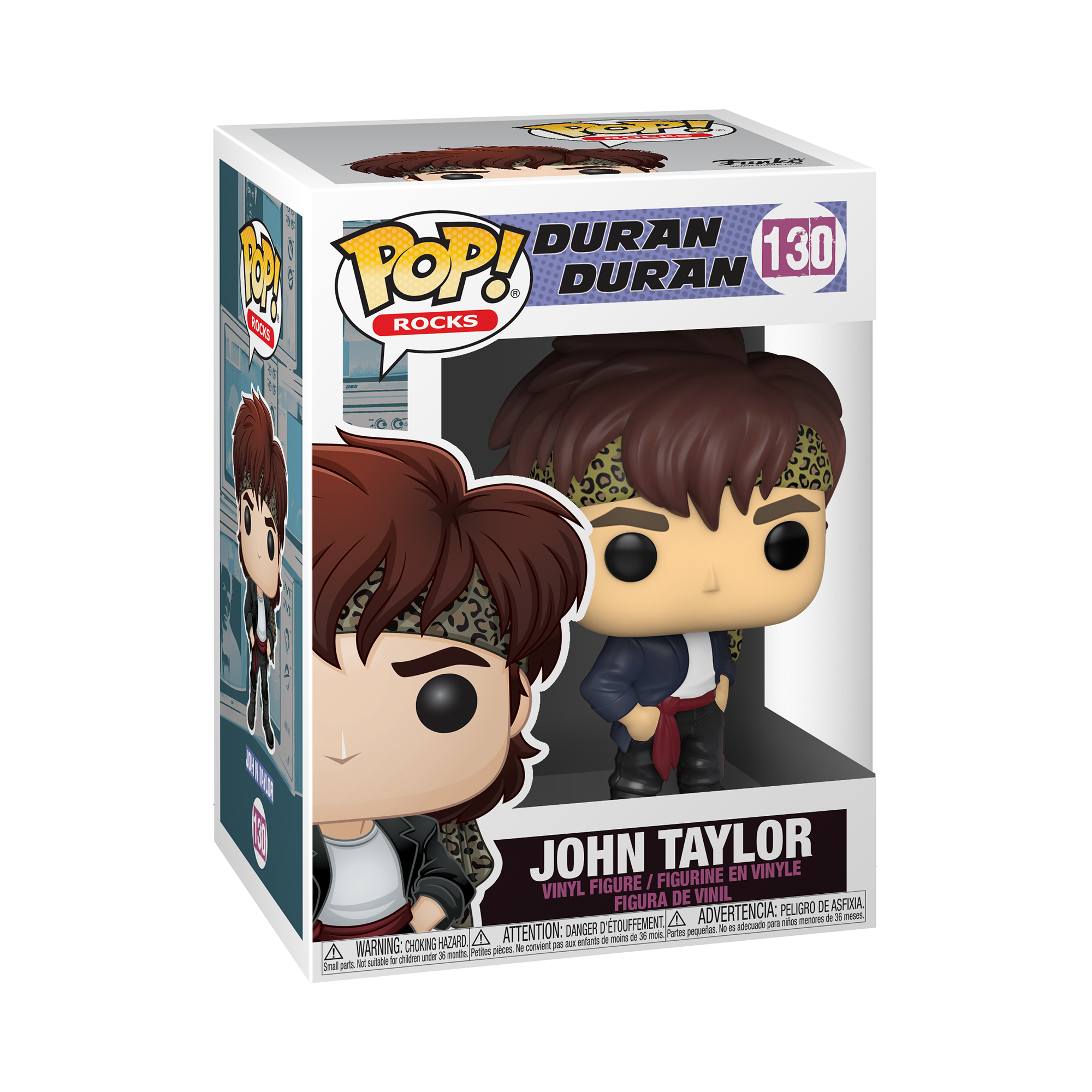Funko POP Rocks: Duran Duran - John Taylor