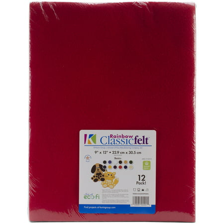 Neutral Colors Classic Craft Felt Value Pack, 1 Each