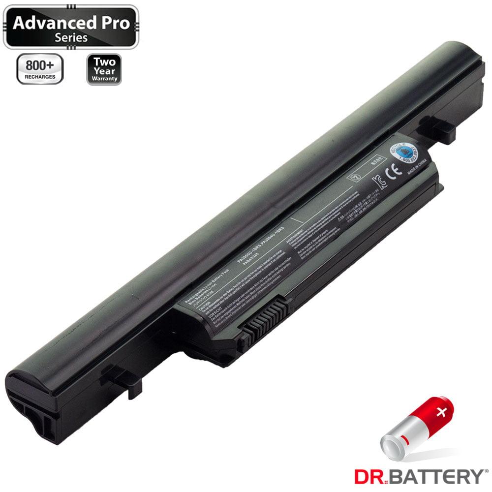 Dr. Battery - Samsung SDI Cells for Toshiba Tecra R950 / R950-S9521 / R950-SMBN23 / R950-SMBNX4 / R850 / R850-S8510 / PA3904U-1BAS / PA3904U-1BRS / PA3905U-1BAS / PA3905U-1BRS / PABAS245 / PABAS246 - image 5 of 5