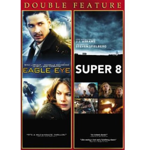 Super 8 / Eagle Eye (Widescreen)
