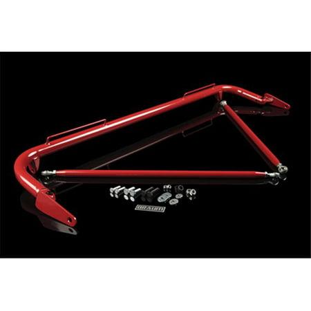 Racing Bar (BRAUM BRHB-48RG Universal Racing Harness Bar Kit, 48 - 51 in. -)