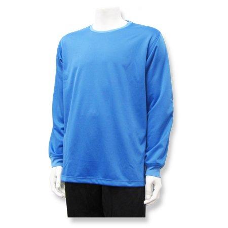 Long-Sleeve Soccer Goalkeeper Jersey
