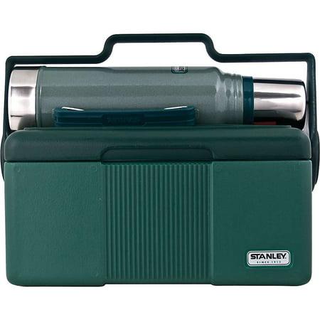 Stanley Adventure 7 QT Heritage Cooler + Classic 1.1 QT Vacuum Bottle (Back Bar Storage Cooler)