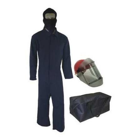 TCG2P™ Series Ultralight Premium Arc Flash Kits OBERON COMPANY TCG2P-CKE-NB-3X (Flash Outfit)