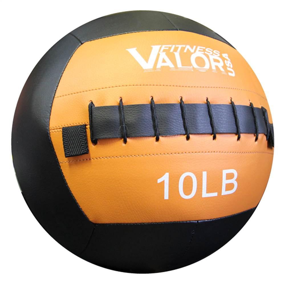 10 lbs. Wall Ball in Black