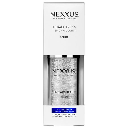Diamond Hair Serum - Nexxus Humectress for Normal to Dry Hair Encapsulate Serum, 2.03 oz