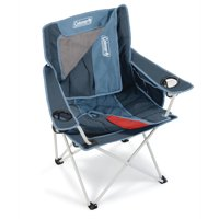 Coleman Folding Chair with Removable Insulated Cover, Cup Holder, Dusk
