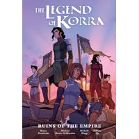 The Legend of Korra: Ruins of the Empire Library Edition (Hardcover)