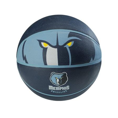 Vancouver Grizzlies Basketball (Spalding NBA Memphis Grizzlies Team Logo )