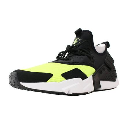 50482a6f2ec7 Nike - NIKE AIR HUARACHE DRIFT SZ 11 VOLT WHITE BLACK AH7334 700 ...