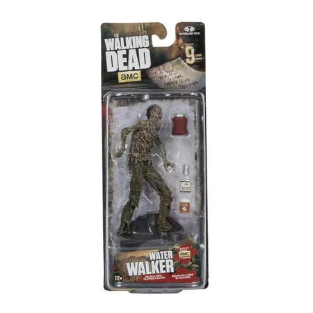 Mcf-the Walking Dead Tv Series 9 Water Walker [6 Inch Figure] (TMP International Inc)](Merle From Walking Dead)
