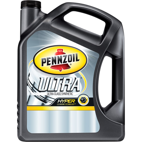 Pennzoil Ultra 5W-20 Full Synthetic Motor Oil, 5 qt.