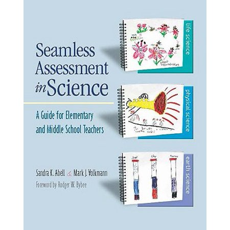 Seamless Assessment in Science : A Guide for Elementary and Middle School Teachers