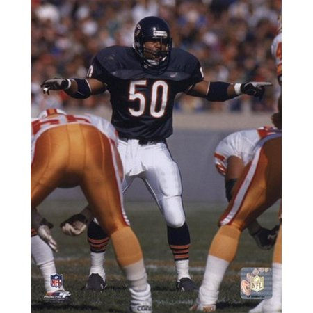 Mike Singletary - 1992 Action Sports Photo