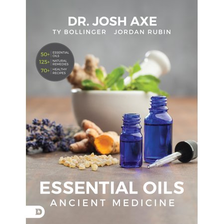 Essential Oils : Ancient (Ancient Icons)