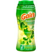 Gain? Fireworks? Original In-Wash Scent Booster 9.7 oz. Plastic Bottle