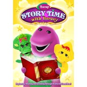 Barney: Story Time With Barney (Full Frame) by