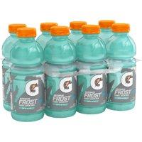 (8 Count) Gatorade Frost Thirst Quencher Sports Drink, Arctic Blitz, 20 fl oz