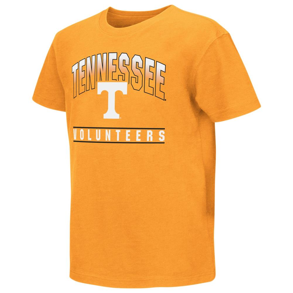 Tennessee Volunteers Vols UT Youth Golden Boy Short Sleeve Tee
