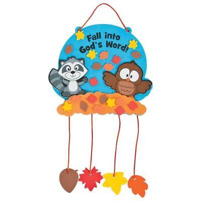 Fall Into God's Word Mobile Craft Kit Makes 12](Fall Crafts For Toddlers)