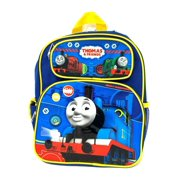 """Thomas the Train & Friends 12"""" Small Toddler Canvas School Backpack"""