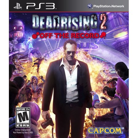 DEAD RISING II OFF RECORD (Dead Rising 2 Off The Record Secret Weapons)