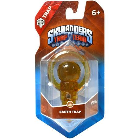Skylanders Trap Team Trap Earth Orb [Banded Boulder ...