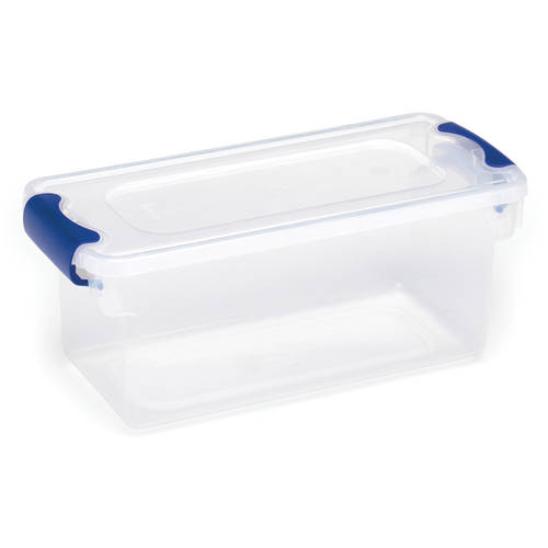 Image Result For Clear Plastic Storage Bins With Lids