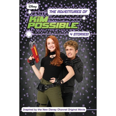 The Adventures of Kim Possible - eBook