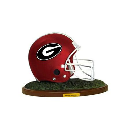 - Georgia Bulldogs Helmet Figurine