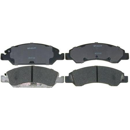Raybestos Brakes SGD1363C Brake Pad Service Grade OE Replacement; Ceramic - image 1 de 1