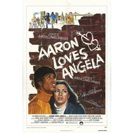 Posterazzi MOVIH5697 Aaron Loves Angela Movie Poster - 27 x 40 in. - image 1 de 1