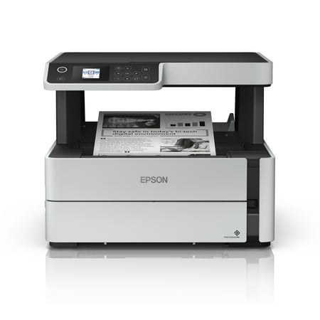Epson EcoTank ET-M2170 Wireless Monochrome All-in-One Supertank Printer, Plus