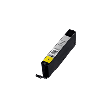 Zoomtoner Compatible CANON CLI-271XL-Y High Yield INK / INKJET Cartridge Yellow for Canon Pixma MG-5721 - image 1 of 1