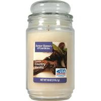 Large $7.48 Better Homes & Gardens Jar Candles