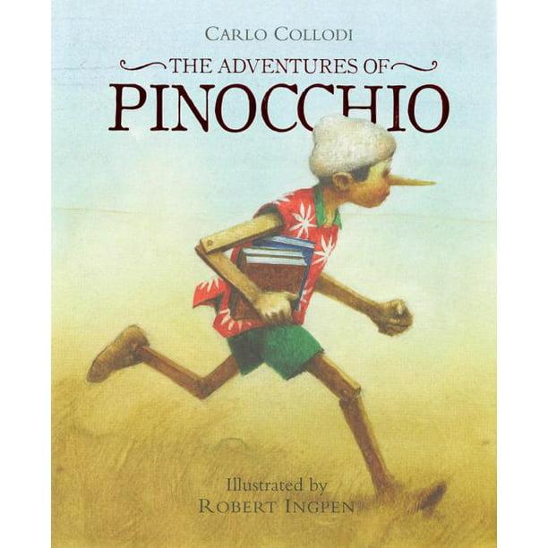 The Adventures of Pinocchio - Walmart.com - Walmart.com