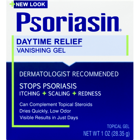 Psoriasin Daytime Relief Vanishing Relief Vanishing Gel  1 0 Oz