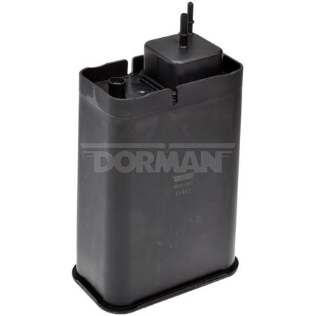 Dorman 911297 0.25 in. Evaporative Emissions Charcoal Canister,