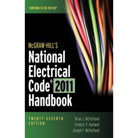 McGraw-Hill's National Electrical Code 2011 Handbook -