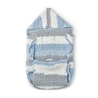 Bernat Crochet Stroller Blanket Kit