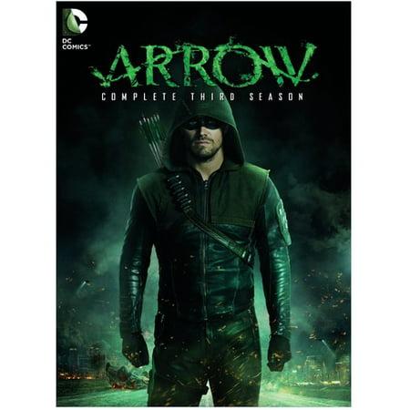 Arrow  The Complete Third Season